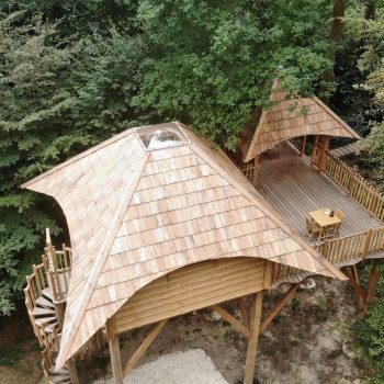 COUCOO GRANDS REFLETS - CABANE LOV'NID SPA PASSION